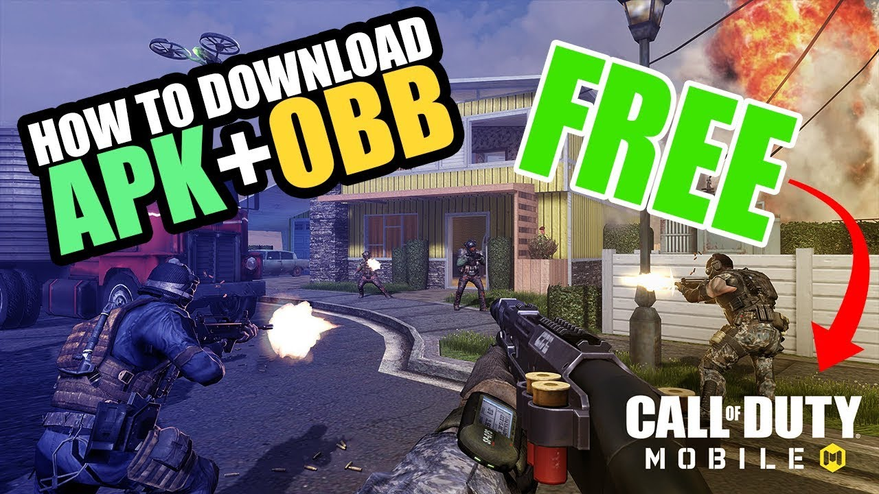 How To Download Call Of Duty Mobile And Play From Any Country? + First  Android Gameplay | COD MOBILE -