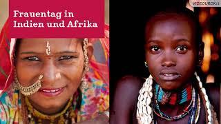 """Новый видеоурок """"Frauentag"""": занимательные факты из истории праздника"""