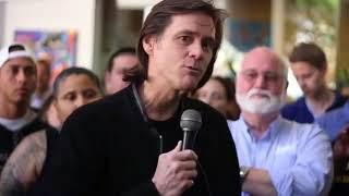 Jim Carrey Talks About Jesus Christ