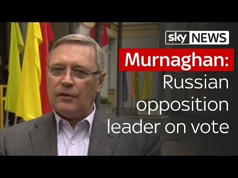 Murnaghan | Russian opposition leader on country's parliamentary elections