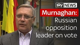 Murnaghan | Russian opposition leader on countrys parliamentary elections