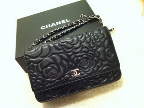 Hawaii Haul~ Chanel Camellia Wallet On Chain+Update ...