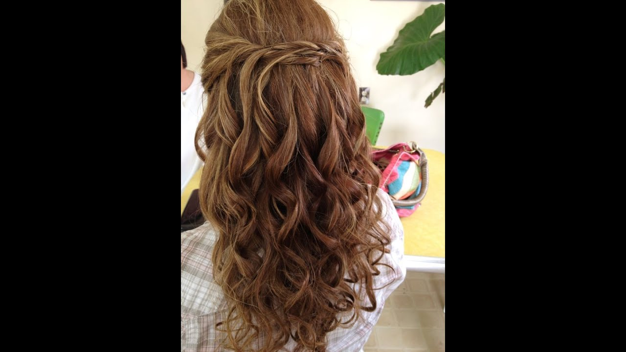 second day hair styles second day curls tips and hairstyles 3926