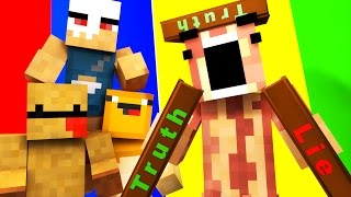 Minecraft Breakfast Brigade : TWO TRUTHS AND A LIE!