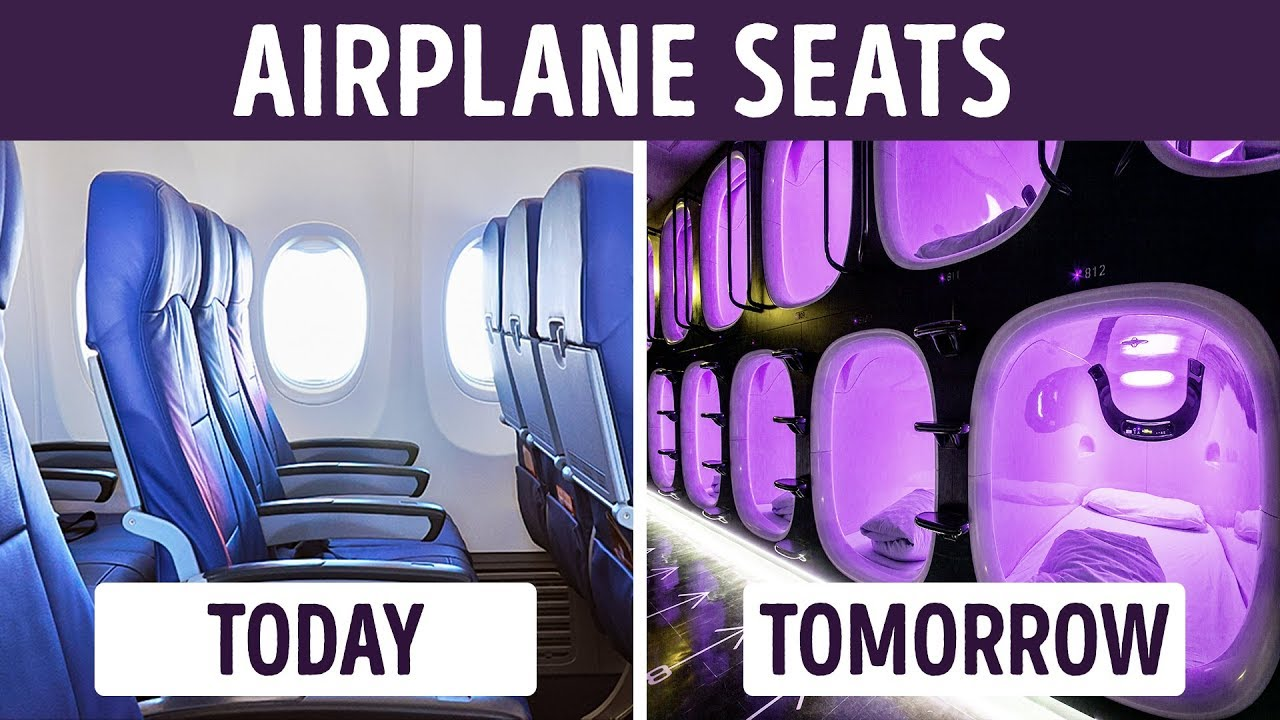 What Future Passenger Planes Will Look Like