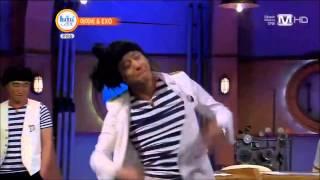 EXO @ 130701 The Beatles Code 2 - Dance Battle [cut]