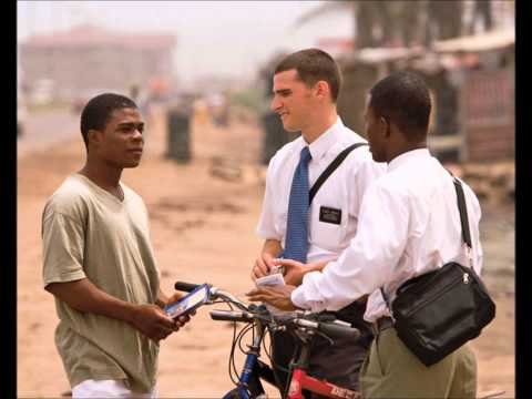 I want to be a missionary now
