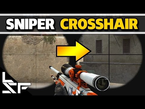 CSGO: New Sniper Scope Crosshair Command - Tips & Tricks