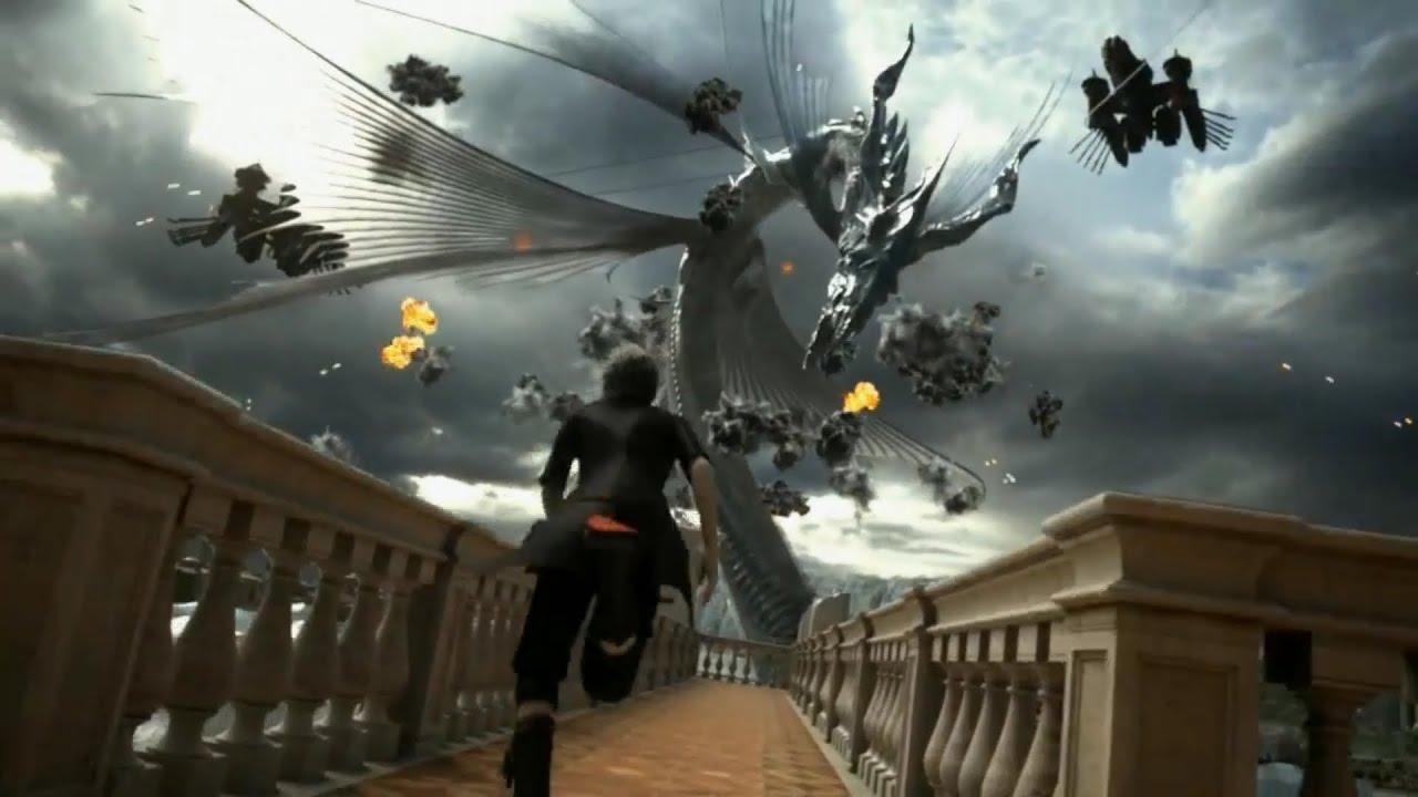 Final Fantasy Versus Xiii Road To Final Fantasy Xv 2006 2013