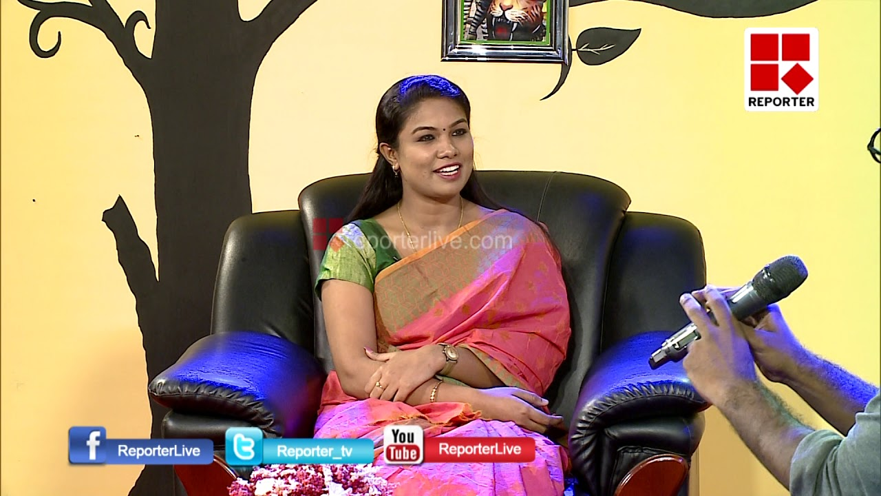 MORNING REPORTER WITH ACTOR PAREEKUTTY