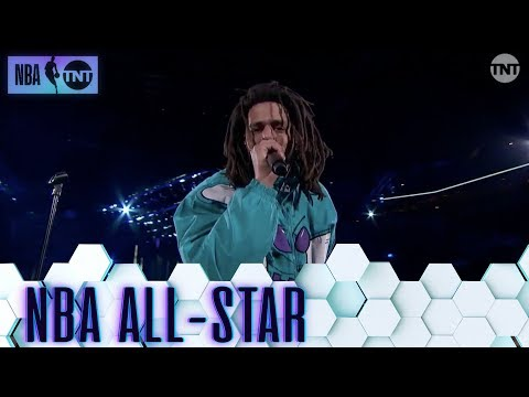 Trey White - J. Cole Puts On a Show For the Home State!!