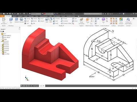 autodesk-inventor-tutorial-for-beginners-exercise-1