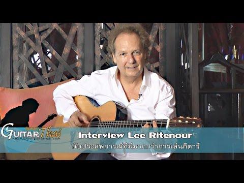 Lee Ritenour Interview By Www.Guitarthai.com