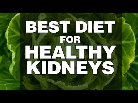 10 NATURAL Foods For Healthy KIDNEYS!