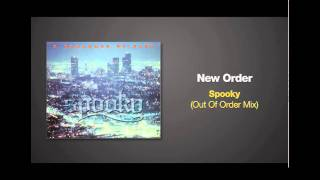 Paul van Dyk Remix of SPOOKY by New Order (Out Of Order Remix)