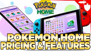 Pokemon Home Pricing, Features, & Release Date