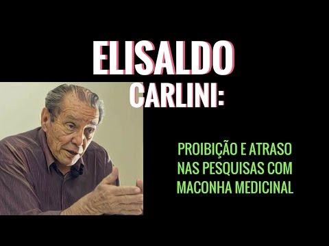ELISALDO CARLINI   Proibição e atraso nas pesquisas com maconha medicinal