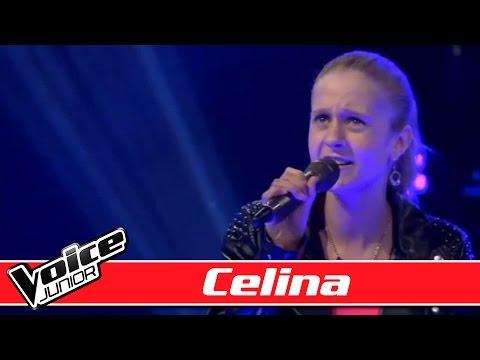 Celina synger 'Uncover' af Zara Larsson - Voice Junior Danmark - Program 3 - Sæson 1