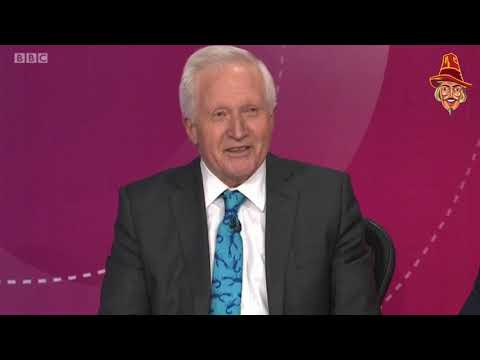 Dimbleby Bows Out of BBCQT to Standing Ovation