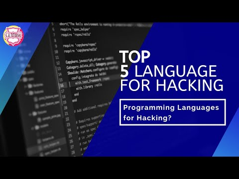 Best Programming Language for Hacking & Why these Programming Languages are important for Hackers?
