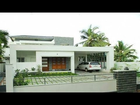 Cute Small Modern House 1500 Sft for 15 Lakh | Elevation | Interiors