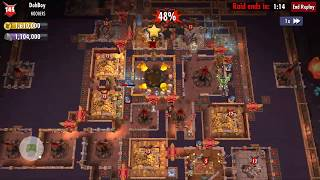 Dungeon Keeper mobile - 2017-03-11