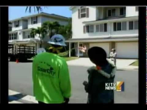 KITV - Hanabusa Tours Solar Power Project at Marine Corps Base Hawaii
