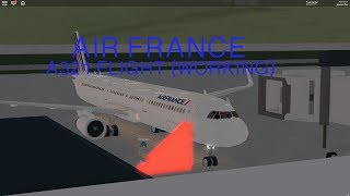 Roblox Air France Flight! (Working)