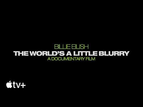 Billie Eilish: The World's A Little Blurry — Announcement | Apple TV+