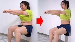 Attempts to lose weight in 60 days of overweight girl