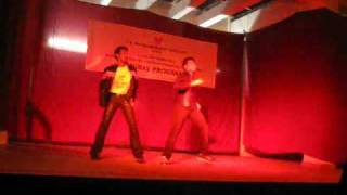 Main Khiladi Tu Anari dance @ TAPMI