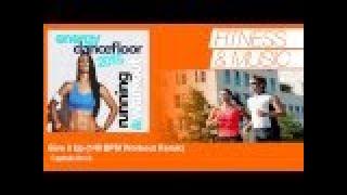 Captain Hook - Give It Up - 148 BPM Workout Remix