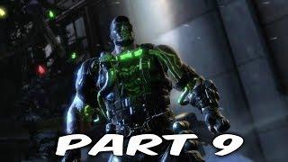 BATMAN: ARKHAM ORIGINS Walkthrough Gameplay Part 9 - Bane Boss Fight