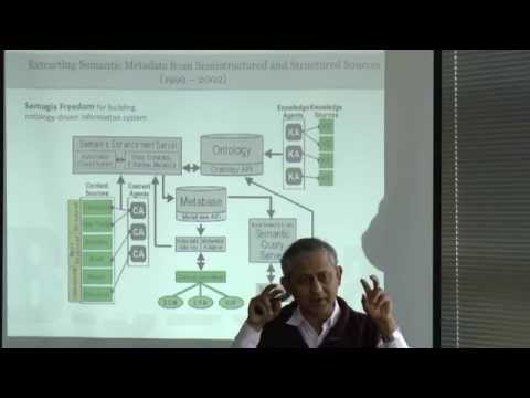 Module 2: Mastering the Variety Dimension of Big Data with Semantic Technologies [Amit Sheth]