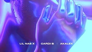 Lil Nas X Ft Cardi B - Rodeo Akalex Remix