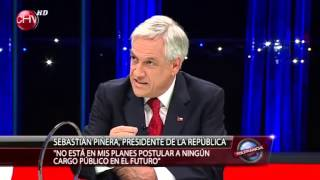 Sebastián Piñera en Tolerancia Cero (Parte 3)