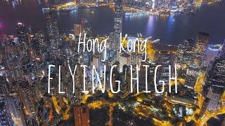 HONG KONG - Flying high - DRONE video