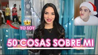 50 COSAS SOBRE MI / Kimberly Loaiza