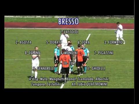 Bresso-Vimercatese Playoff (13.5.17)