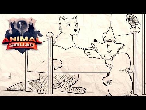 Pen & Paper: 9/11- Animal Squad III | Ein Wolf in Not