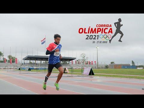 Corrida Olímpica  5K - 2021