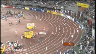 Top 5 fastest 400m runners in history men