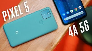 Pixel 5 and 4A 5G review: classic Google