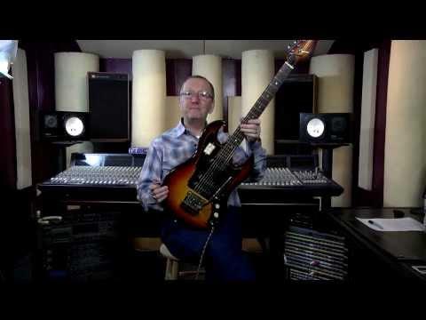 Electric Guitar - 1966 Conrad Baritone Guitar - 515.864.6136 - Baritone Guitar