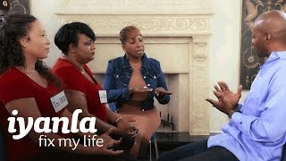 The house of healing women reveal their painful truths | iyanla: fix my life | oprah winfrey network