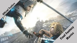 Official Trailers - Final Fantasy Movies
