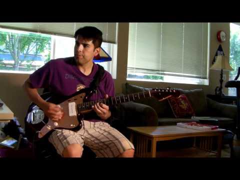 J Mascis Fender Jazzmaster--Set Us Free--cover.MP4
