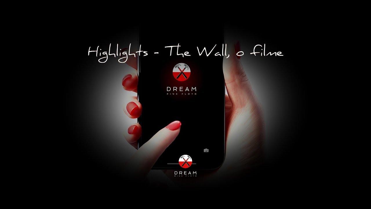 Highlights do show The Wall - o filme | Pink Floyd Dream