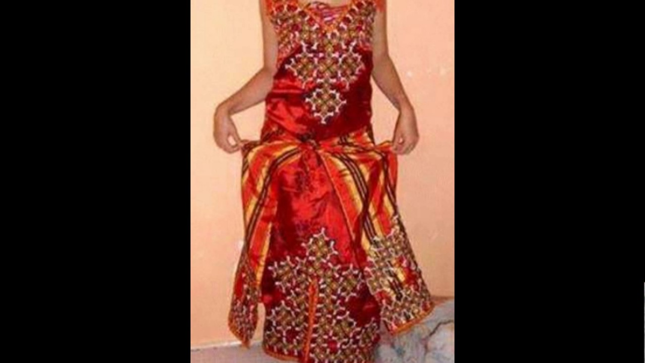 Robe kabyle new 2017
