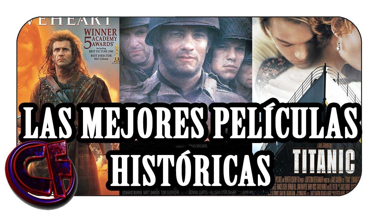 Resultado de imagen de Top películas históricas